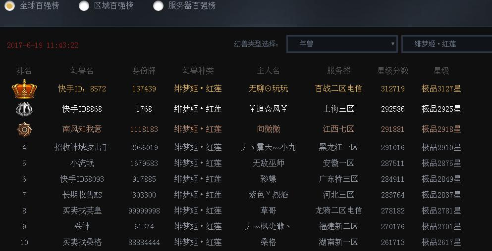 雷宝宝合成的最快方法TOP 10红鸡(一)